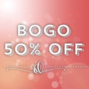 🎉ALL JEWELRY & ACCESSORIES BOGO 1/2 OFF SALE🎉